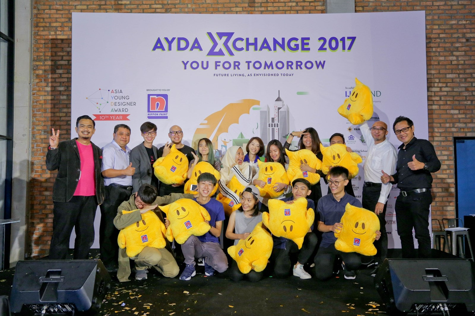 Successful finish to the first AYDA XChange session