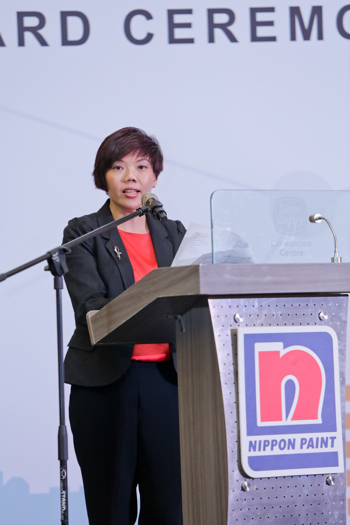 Gladys Goh, Group General Manager of Nippon Paint Malaysia Group