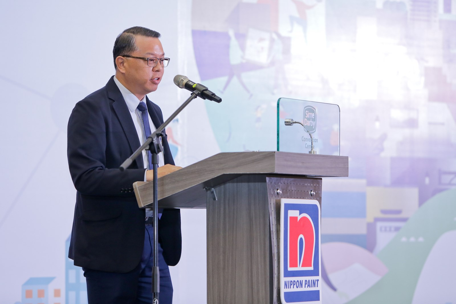 Edward Chong Sin Kiat, Managing Director of IJM Land Berhad
